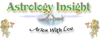 Leo With Aries Zodiac sign (astrological sign) compatibility section.  Find out what sign you match with best, and what to look for (or look out for) in a mate.
