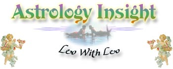Leo With Leo Zodiac sign (astrological sign) compatibility section.  Find out what sign you match with best, and what to look for (or look out for) in a mate.