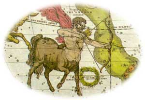 The Sagittarius Constellation